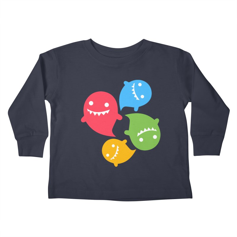Rainboos Kids Toddler Longsleeve T-Shirt by My Shirty Life