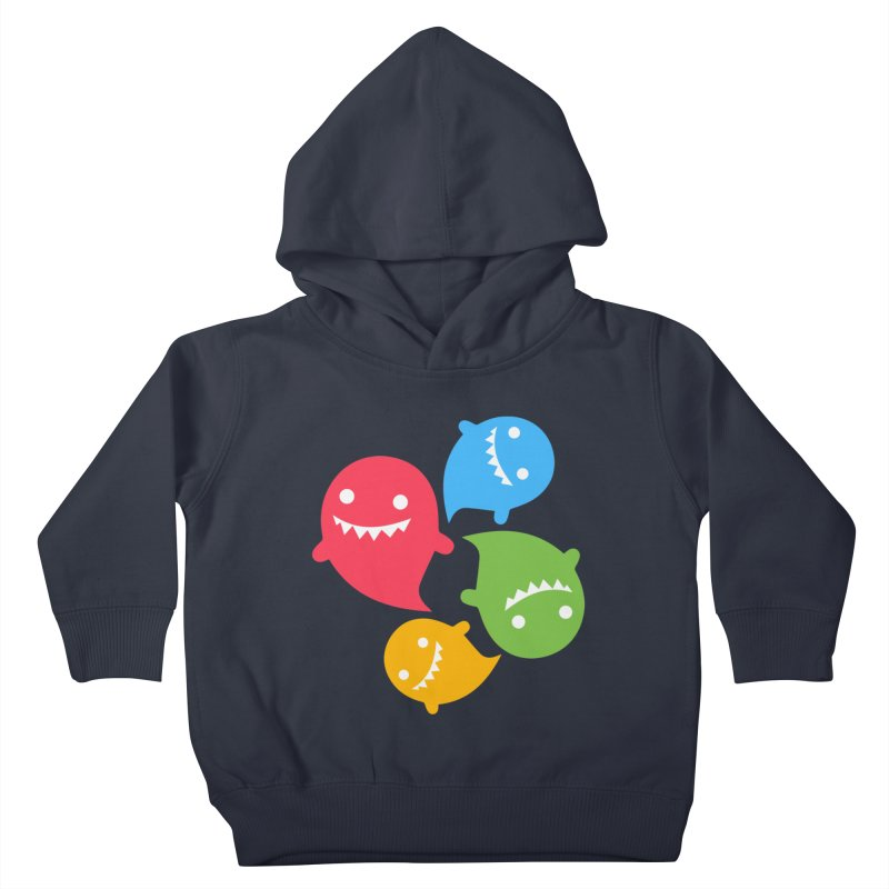 Rainboos Kids Toddler Pullover Hoody by My Shirty Life