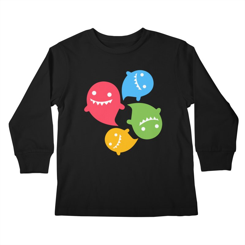 Rainboos Kids Longsleeve T-Shirt by My Shirty Life
