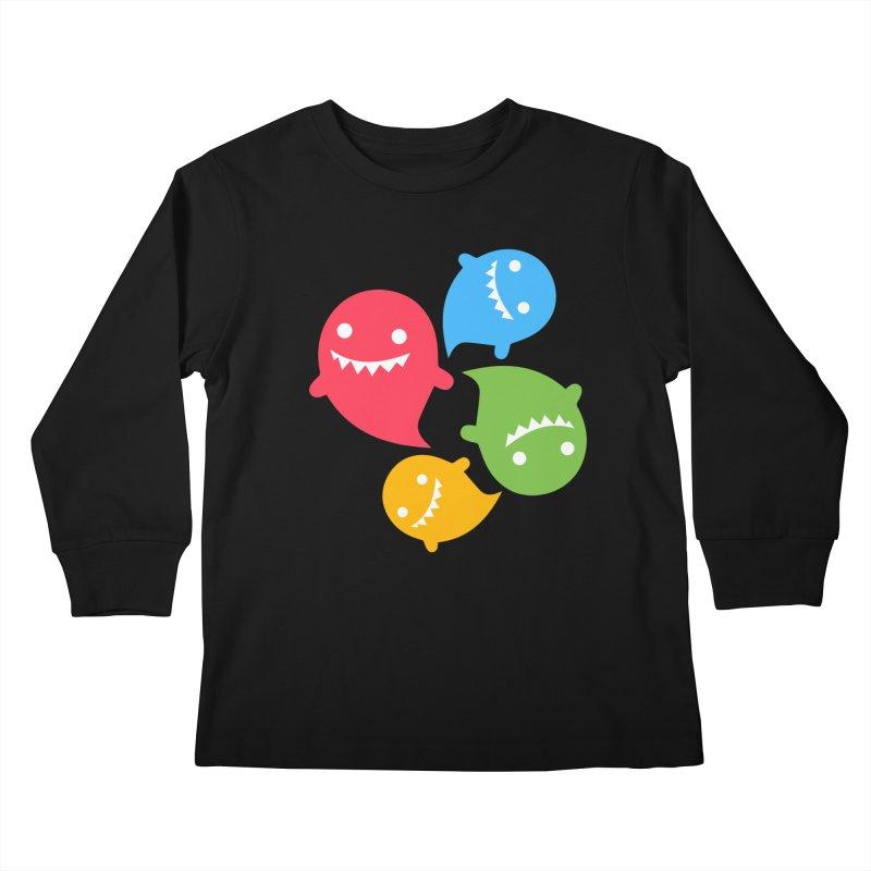 Rainboos Kids Longsleeve T-Shirt by My Shirty Life