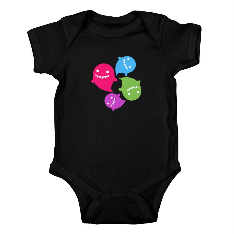 Rainboos v2 Kids Baby Bodysuit by My Shirty Life