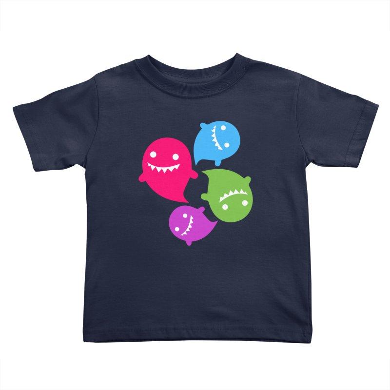 Rainboos v2 Kids Toddler T-Shirt by My Shirty Life