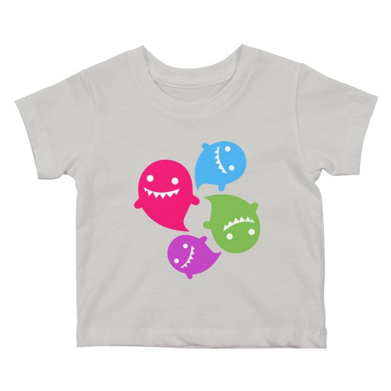 Rainboos v2 Kids Baby T-Shirt by My Shirty Life