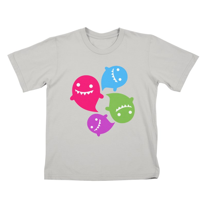 Rainboos v2 Kids T-Shirt by My Shirty Life