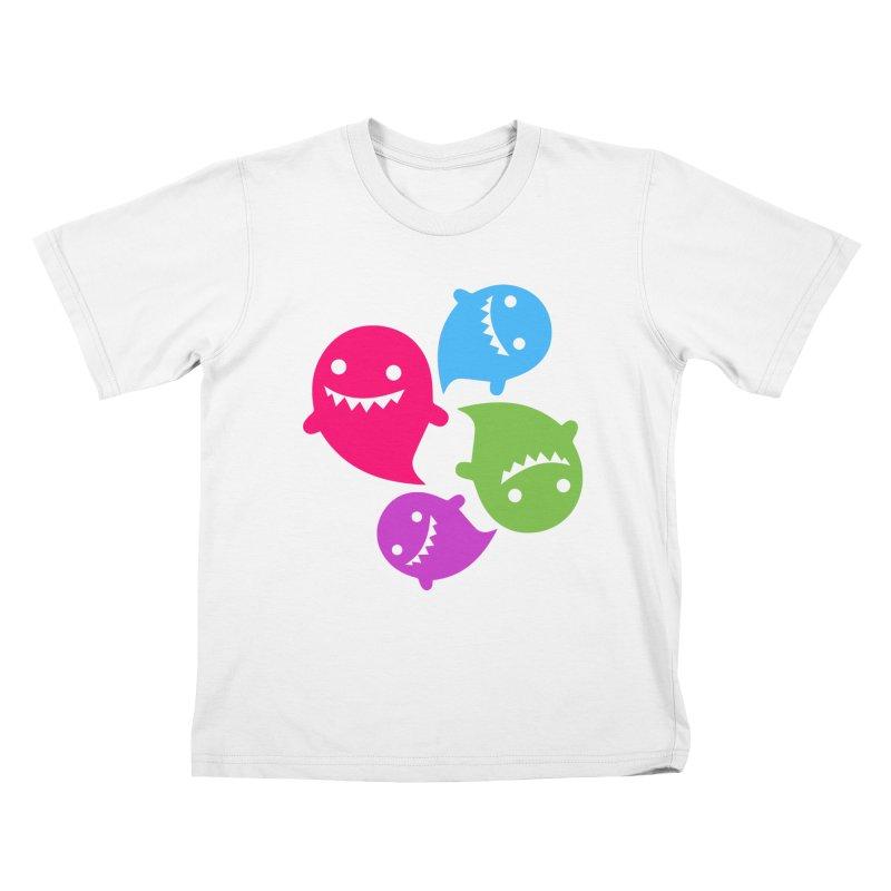 Rainboos v2 Kids T-Shirt by My Shirty Life
