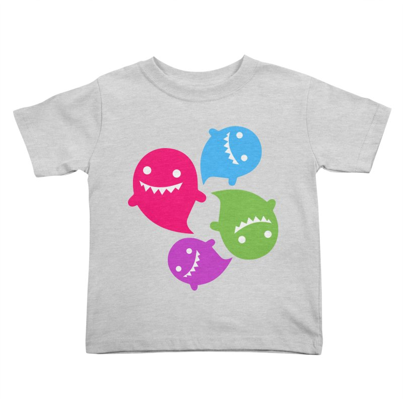 Rainboos v2 Kids Toddler T-Shirt by My Shirty Life