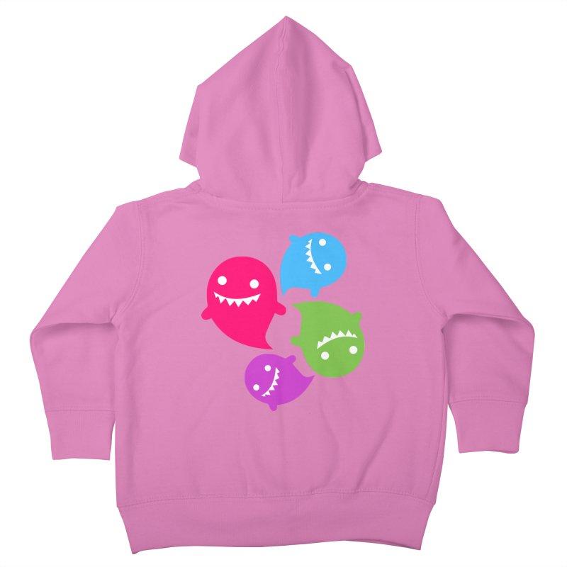 Rainboos v2 Kids Toddler Zip-Up Hoody by My Shirty Life
