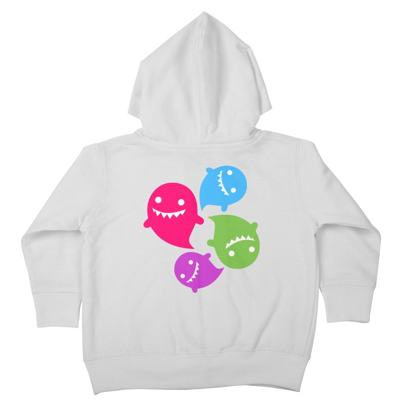 Rainboos v2 Kids Toddler Zip-Up Hoody by My Shirty Life