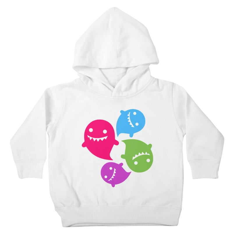 Rainboos v2 Kids Toddler Pullover Hoody by My Shirty Life