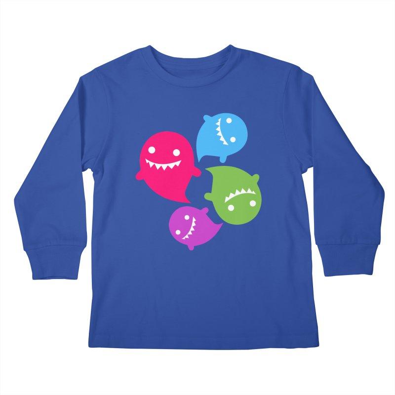 Rainboos v2 Kids Longsleeve T-Shirt by My Shirty Life