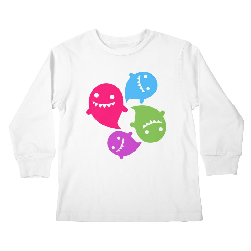 Rainboos v2 Kids Longsleeve T-Shirt by My Shirty Life