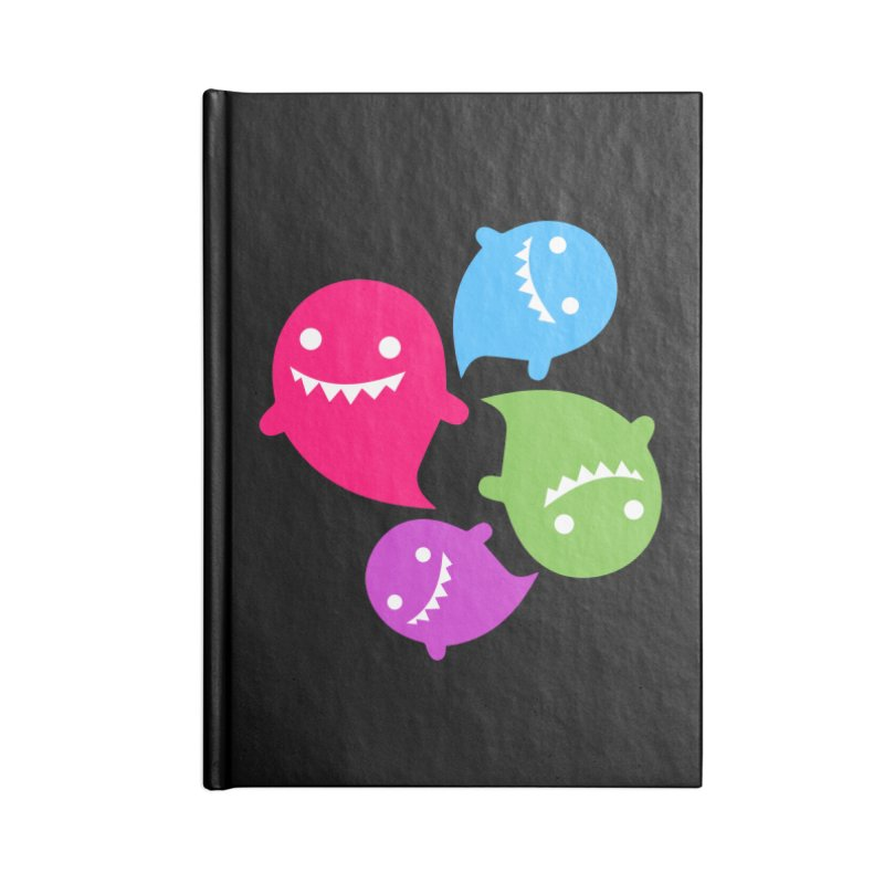 Rainboos v2 Accessories Notebook by My Shirty Life
