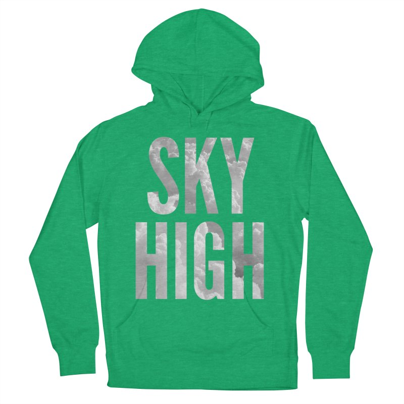 Sky High Men's Pullover Hoody by My Shirty Life