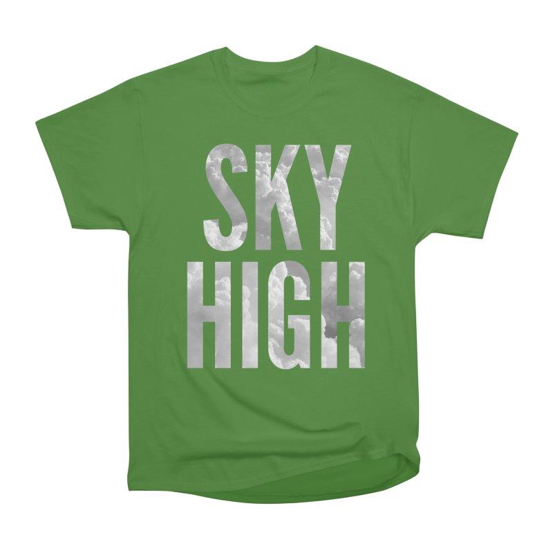Sky High Women's Classic Unisex T-Shirt by My Shirty Life