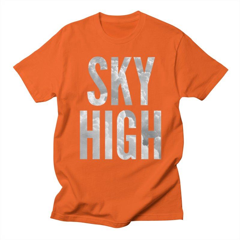 Sky High Men's T-Shirt by My Shirty Life