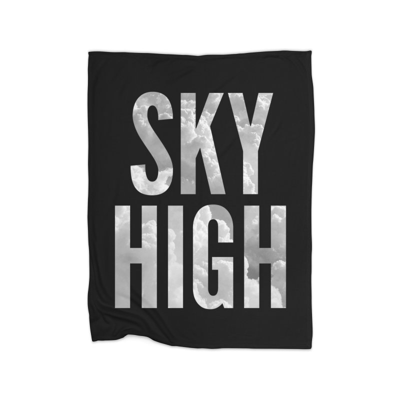 Sky High Home Blanket by My Shirty Life