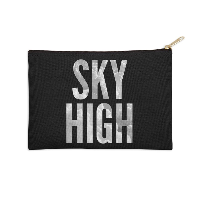 Sky High Accessories Zip Pouch by My Shirty Life