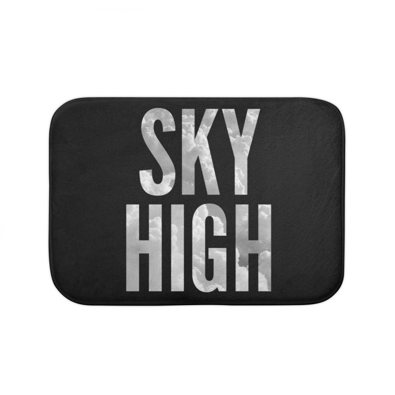 Sky High Home Bath Mat by My Shirty Life