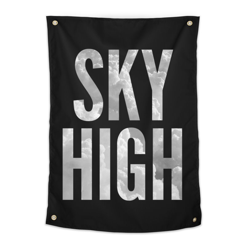 Sky High Home Tapestry by My Shirty Life