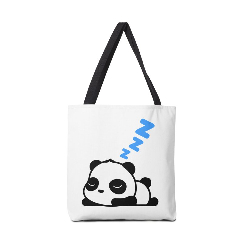 Sleeping Panda - Blue ver. Accessories Bag by My Shirty Life