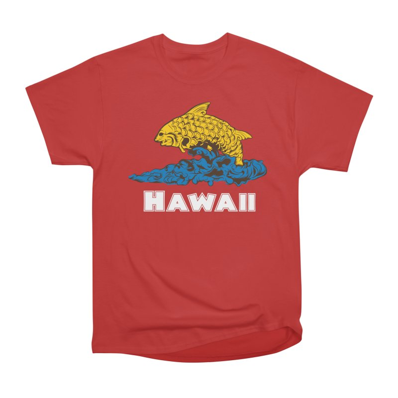 Greetings from Hawaii Men's Classic T-Shirt by My Shirty Life