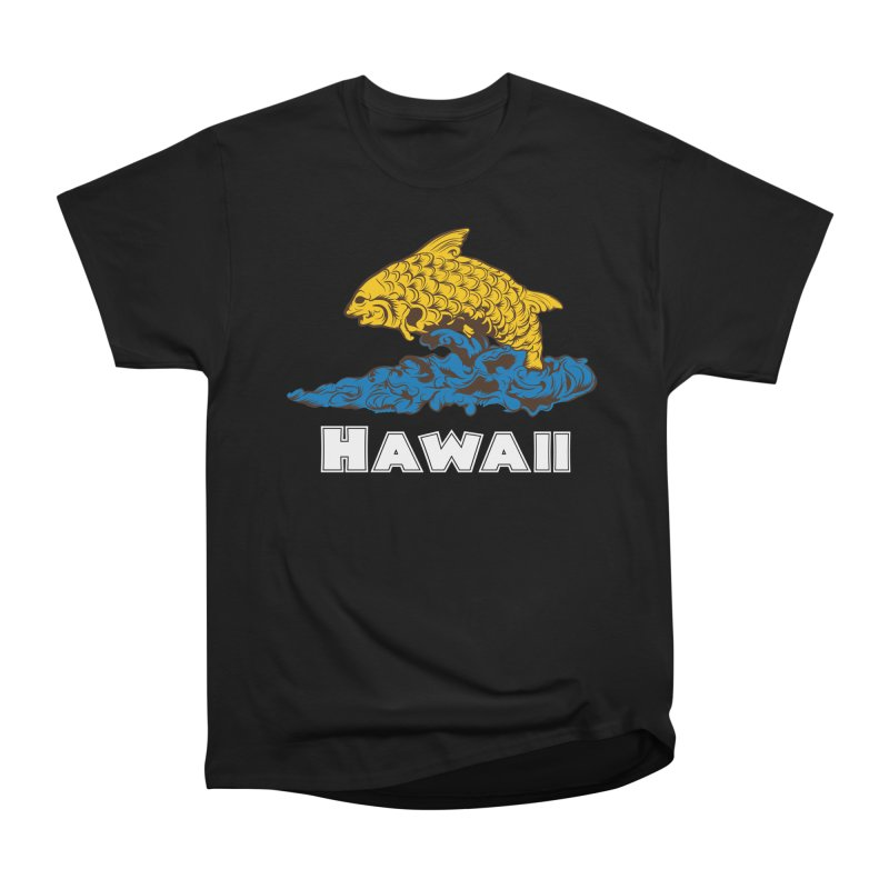 Greetings from Hawaii Women's Classic Unisex T-Shirt by My Shirty Life