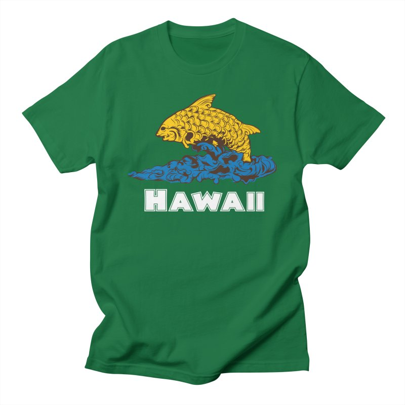 Greetings from Hawaii Men's T-Shirt by My Shirty Life