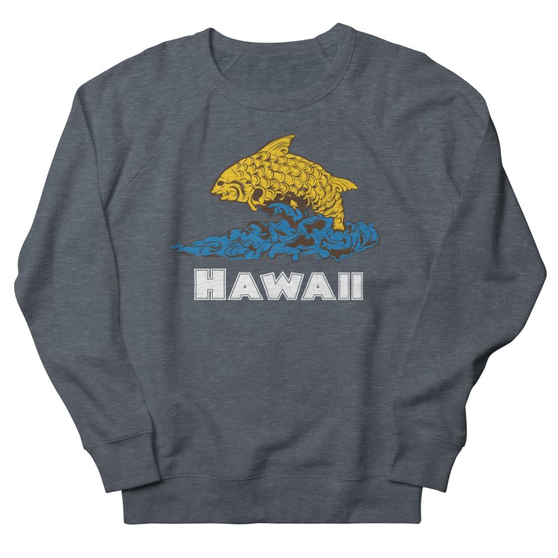 Greetings from Hawaii Men's Sweatshirt by My Shirty Life