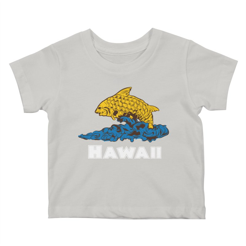 Greetings from Hawaii Kids Baby T-Shirt by My Shirty Life
