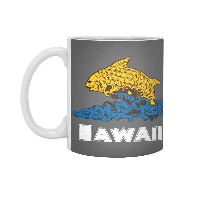 Greetings from Hawaii Accessories Mug by My Shirty Life