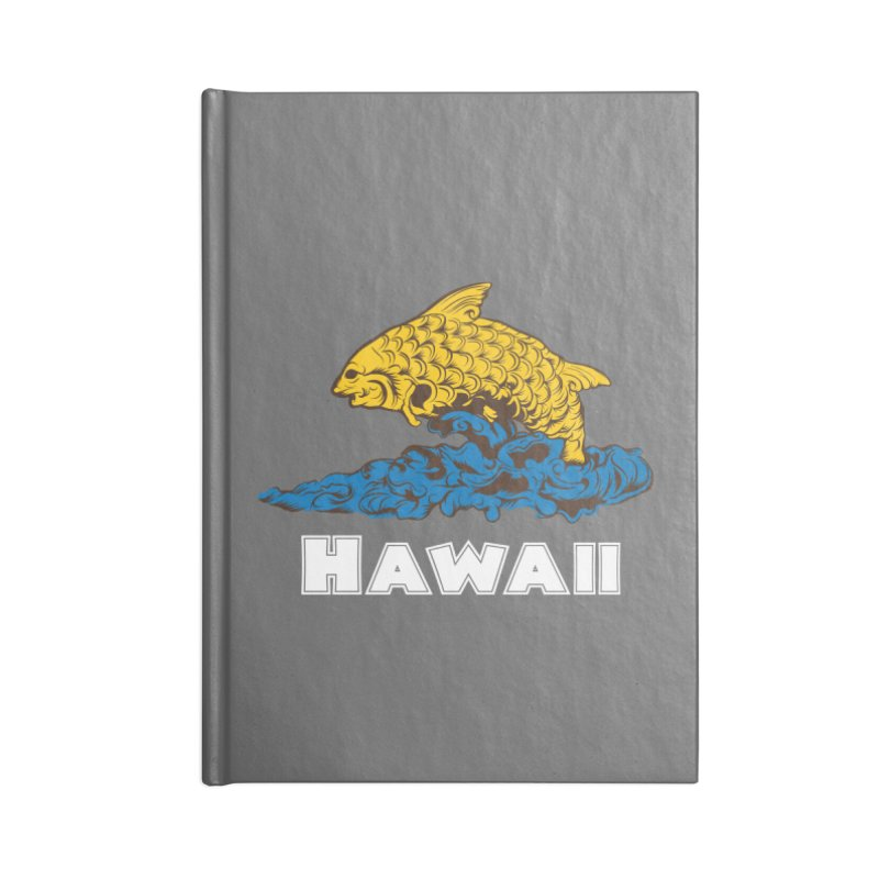 Greetings from Hawaii Accessories Notebook by My Shirty Life
