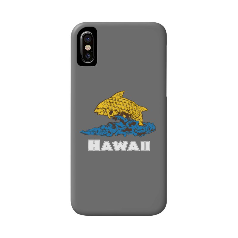 Greetings from Hawaii Accessories Phone Case by My Shirty Life