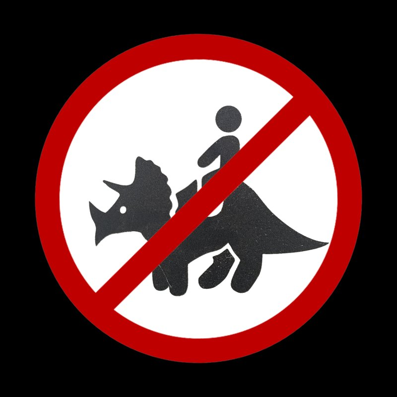 No Dino Rides by My Shirty Life