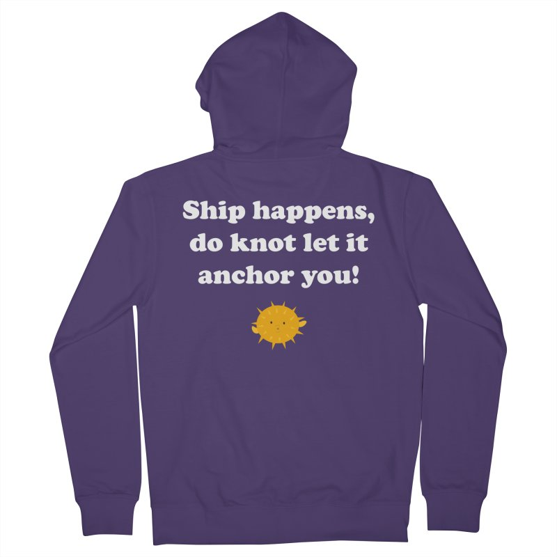 Ship Happens Women's Zip-Up Hoody by My Shirty Life