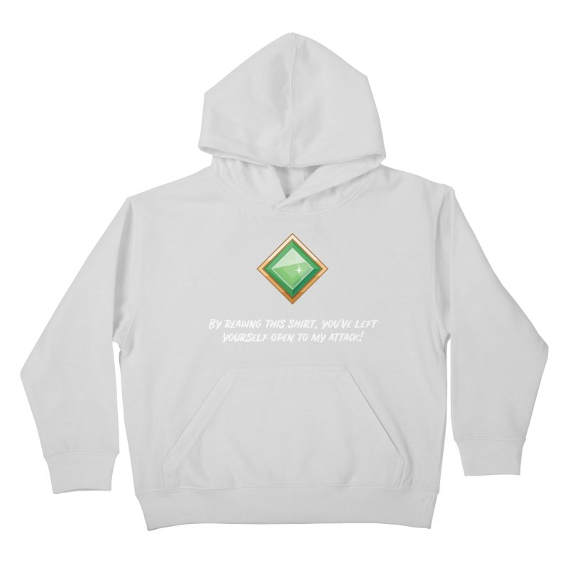 Brawler Jade Kids Pullover Hoody by My Shirty Life