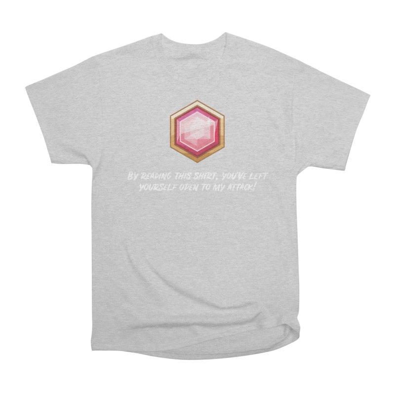 Brawler Ruby Women's Classic Unisex T-Shirt by My Shirty Life