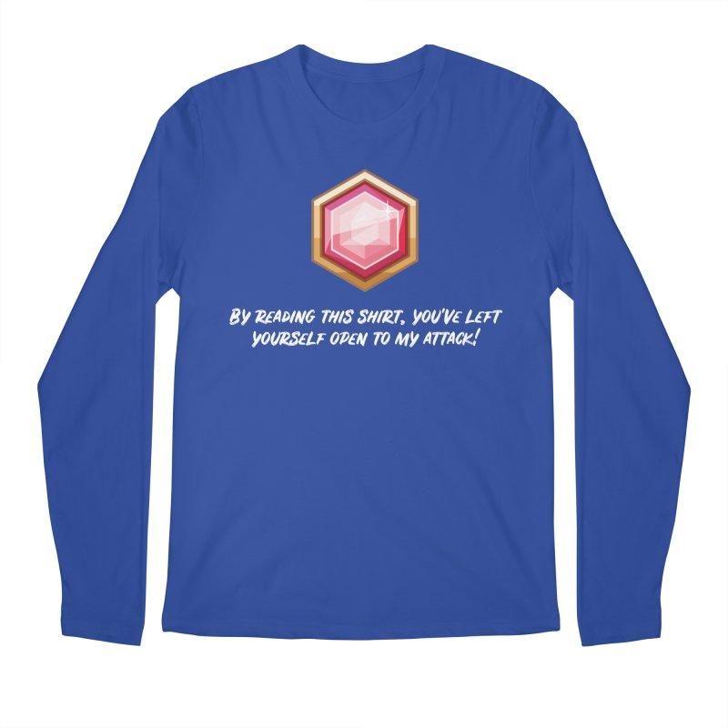 Brawler Ruby Men's Longsleeve T-Shirt by My Shirty Life