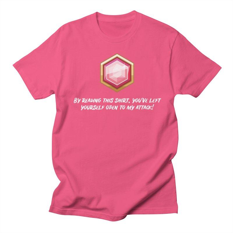 Brawler Ruby Men's T-Shirt by My Shirty Life