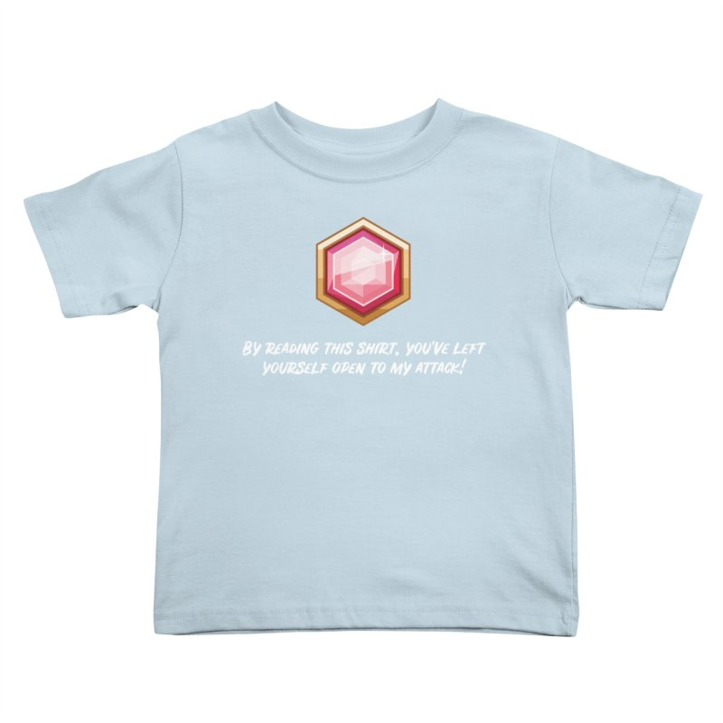 Brawler Ruby Kids Toddler T-Shirt by My Shirty Life