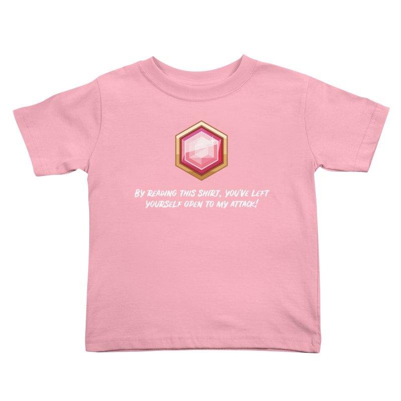 Brawler Ruby Kids Toddler T-Shirt by My Shirty Life