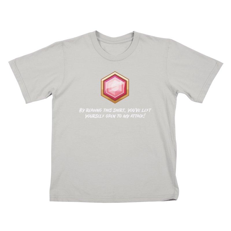 Brawler Ruby Kids T-Shirt by My Shirty Life