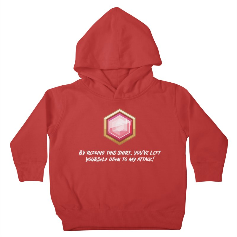 Brawler Ruby Kids Toddler Pullover Hoody by My Shirty Life