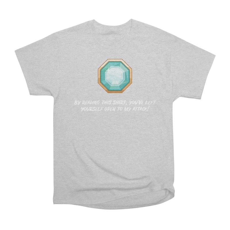 Brawler Sapphire Women's Classic Unisex T-Shirt by My Shirty Life