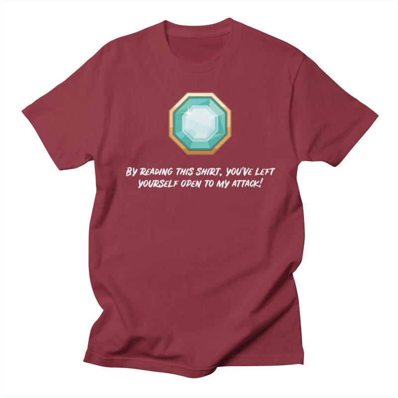 Brawler Sapphire Women's Unisex T-Shirt by My Shirty Life