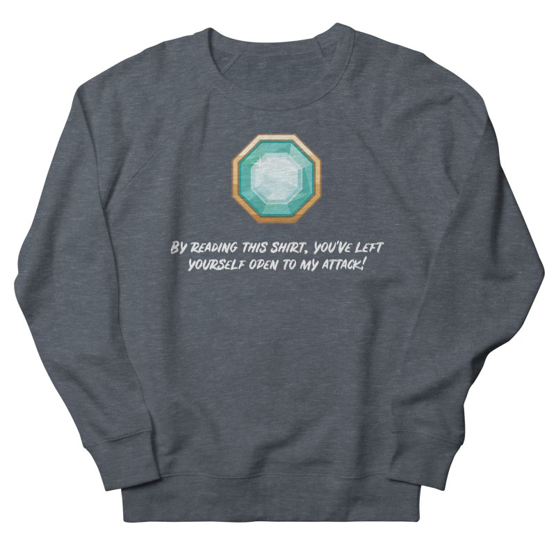 Brawler Sapphire Women's Sweatshirt by My Shirty Life