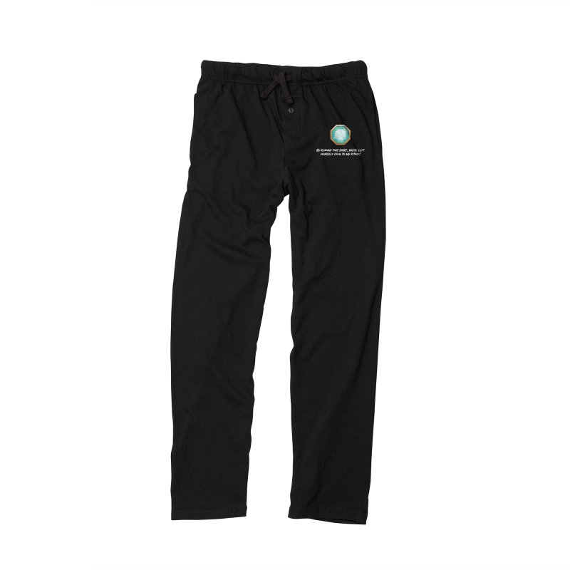 Brawler Sapphire Men's Lounge Pants by My Shirty Life