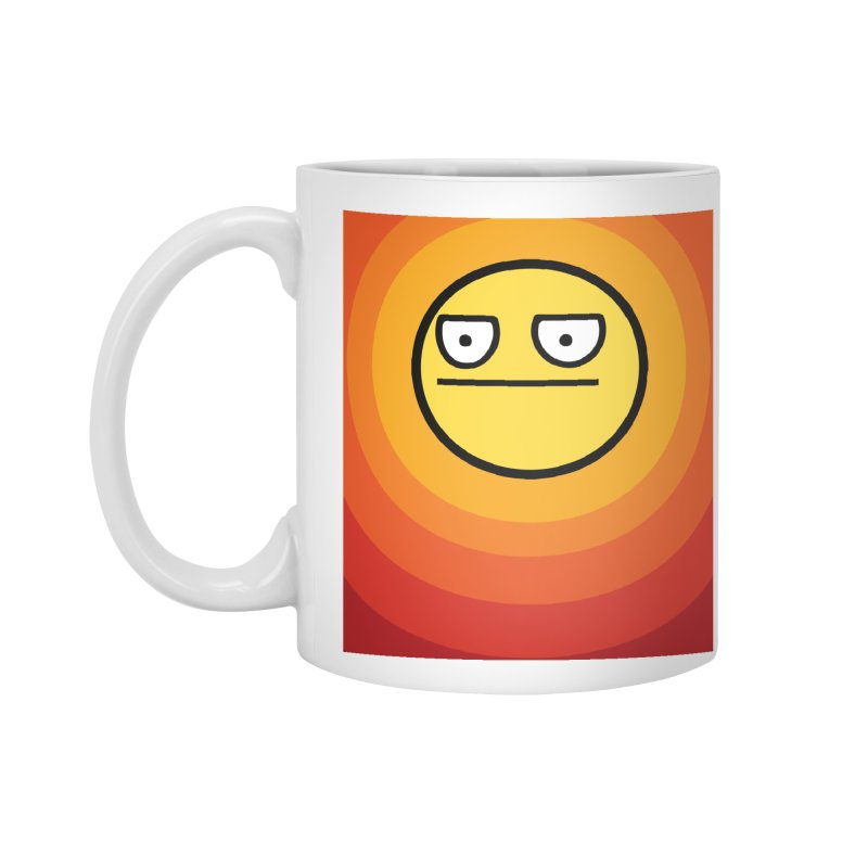Sunwaves - Not Amused Accessories Mug by My Shirty Life