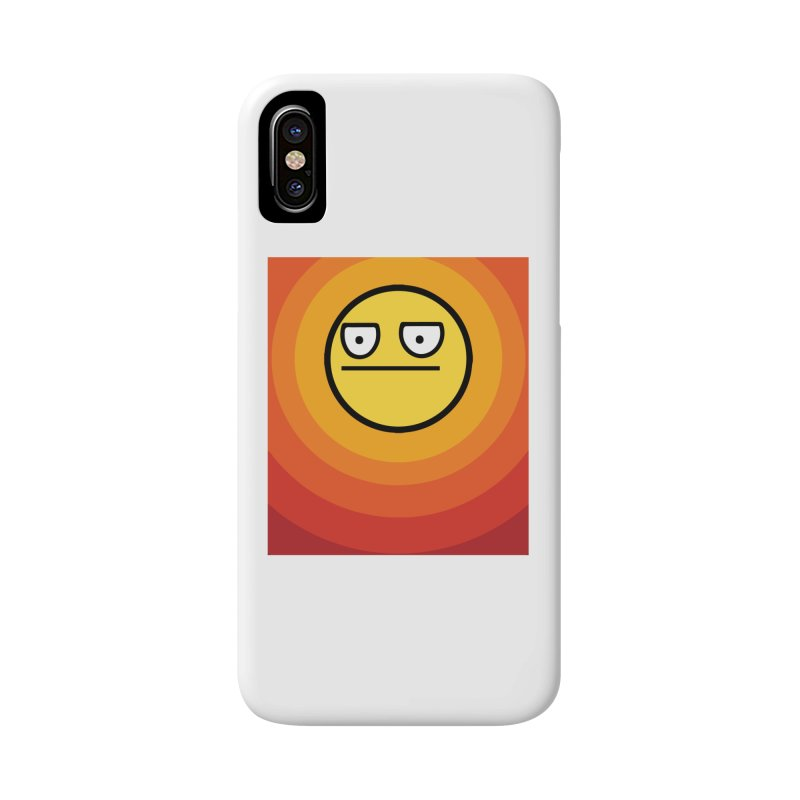 Sunwaves - Not Amused Accessories Phone Case by My Shirty Life