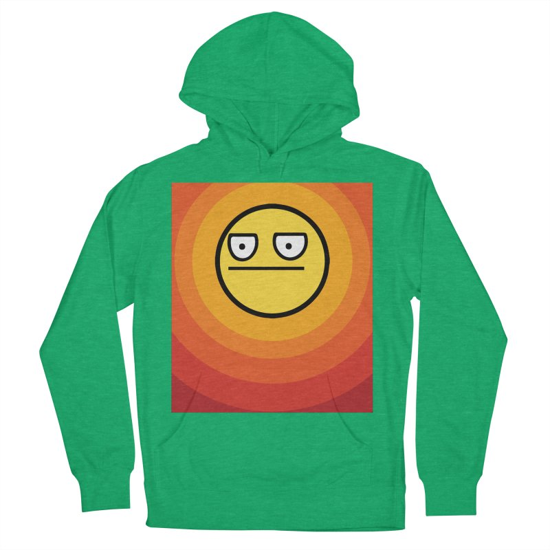 Sunwaves - Not Amused Men's Pullover Hoody by My Shirty Life