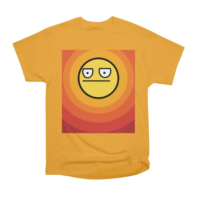 Sunwaves - Not Amused Men's Classic T-Shirt by My Shirty Life
